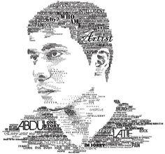 typographic-portrait-art
