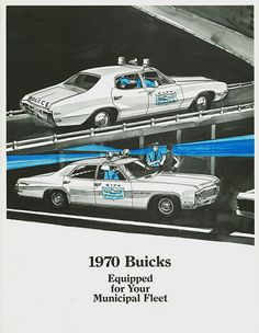 1970 Buick Police Cars | Flickr - Photo Sharing!