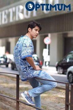 Mario Maurer, Thailand, Style, Fashion, Swag, Moda, Fashion Styles, Fashion Illustrations, Outfits