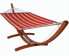 Kontiki Beach, Pool & Lounge Wooden Hammocks - Modern - Hammocks - by BD Manufacturing