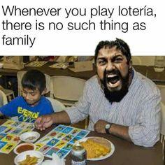 Loteria is no joke :-)