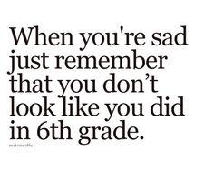 Hahahah dats true lol but still sad :( #missing haha