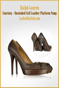 Ralph Lauren Shoes - Shop women\u0026#39;s Ralph Lauren Shoes and more designer shoes for women from Ladies Stylish.