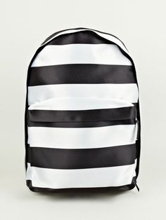 Eastpak x Raf Simons Big Horizontal Striped Backpack | oki-ni
