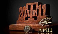 Texas A & M Aggies - class ring