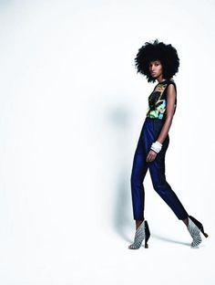 Julia Sarr-Jamois http://blackwomeninboots.blogspot.com/