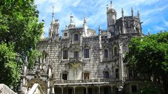 Quinta da Regaleira Tourism, Portugal - Next Trip Tourism Portugal Tourism, Sintra Portugal, Barcelona Cathedral, Travel, Design, Viajes, Traveling, Design Comics