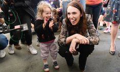 New Zealanders have recognised the good luck that Jacinda Ardern is ours | World news | The Guardian Old Teacher, Radical Change, Election Night, Labour Party, Good Luck, After Dark, The Guardian, Lineup, Victorious