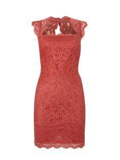 NICOLE MILLER - Eva Dress Watermelon - Designer Dress hire #myperfectcrhistmasparty