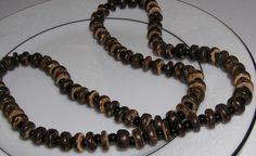 mens small colorful beaded necklaces - Google Search
