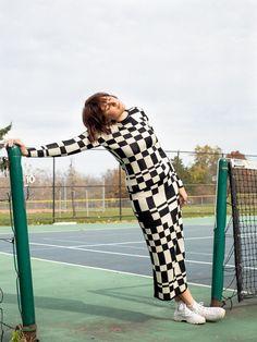 Paloma Wool Wilshire Skirt - BLACK | Garmentory Check Printing, Winter Sale, Midi Skirt, Harem Pants, Style Inspiration, Wool, Printed Matter, Skirts, High Waist