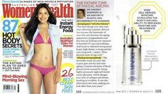 Luminesce Cellular Rejuvenation Serum Restore youthful vitality and radiance to the skin and reduces the appearance of fine lines and wrinkles Womens Health Magazine, Younger Skin, Anti Aging Skin Care, Healthy Skin, Health And Beauty, Serum, Women's Health, Skincare, Magazines