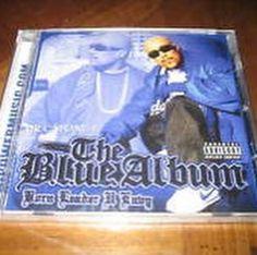 """Brand New: Mr. Capone-E, """"The Blue Album"""" Music Album. Hip-Hop Music @ Immortalmastermind.com ($29.95)"""