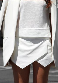 Asymmetric  White