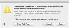 Adobe - Installation d'Adobe Flash Player