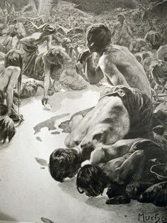 Alphonse Mucha: The Lord's Prayer