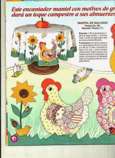 210 Creando ideias Patchwork n. 167 - maria cristina Coelho - Álbuns da web do Picasa
