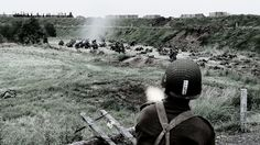 Amazing Video Blends Drone Footage Of WW2 Crossroads Battlefield With Scenes From 'Band Of Brothers' (Watch)