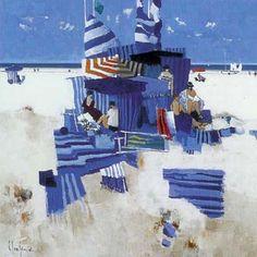 Peintre de la Marine Nationale   ... , Annuaire d'artistes par Micro Plaisance : Claude FAUCHERE, peintre
