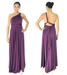 Convertible dress - I have seen them and love it. But I think I like the short dresses best.