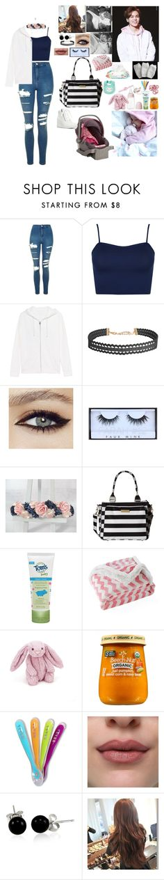 """Vermon is the Father"" by silentdoll ❤ liked on Polyvore featuring Topshop, WearAll, True Religion, Humble Chic, Huda Beauty, Ju Ju Be, Dolce&Gabbana, Lala + Bash, Jellycat and Beaba"