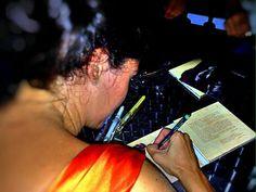 Firmas de Silvia Pérez Cruz.