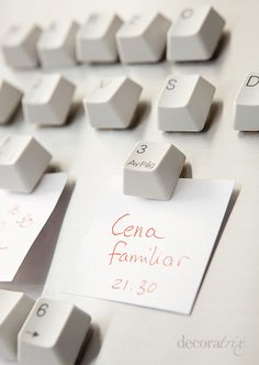 keyboard key magnets