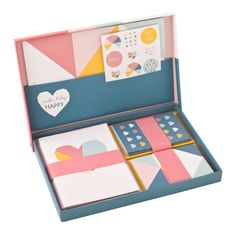 Beautiful!! Letter Set: Happy from Kikki.K
