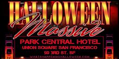 Halloween Massive | Halloween San Francisco - October 28 at 9:00 PM | Come ready to party in your sexy best costume as Halloween Massive takes over the biggest ballrooms in the city. Choose between three dance floors spinning Top 40, old school jams, salsa and more!