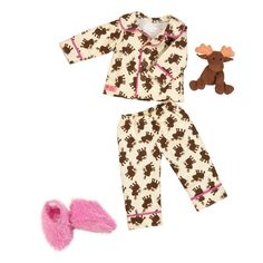 """Pajamas"" Doll Outfit - Our Generation™ : Target"