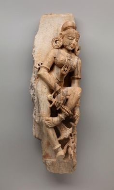 Dancing Figure. Date: Probably 12th–13th century. India Asian Sculptures, History Of India, Stone Sculpture, Sculpture Art, Indian Temple, India Art, Mural Art, Dance Art, Stone Carving