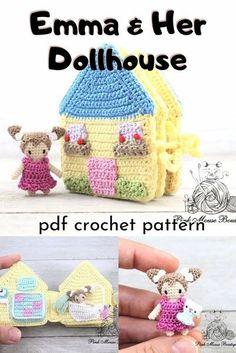 Crochet For Boys, Cute Crochet, Crochet Baby, Knit Crochet, Crochet Home, Boy Crochet Patterns, Amigurumi Patterns, Knitted Doll Patterns, Crochet Doll Pattern