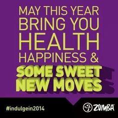 I heart zumba fitness