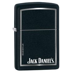 #Other #Tobacco #Products #Accessories #Zippo #shopping #sofiprice Zippo Jack Daniels Black Matte Lighter - https://sofiprice.com/product/zippo-jack-daniels-black-matte-lighter-192342652.html