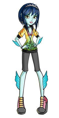 Merian von Water - Monster High FC by Alise-cat on DeviantArt