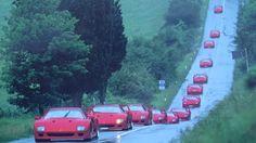 5/16/2012 Ferrari F40 - the Long and Winding Road