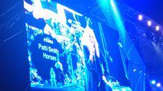 MusicForMyEyes: Patti Smith - moja muzyczna Matka Boska