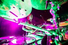 spooky drums