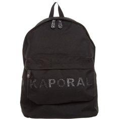 Rucksack mit Logo ab 44,95€ ♥ Hier kaufen: http://stylefru.it/s831367 #Rucksack #Kaporal