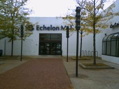 Echelon Mall--In the 80s this was my FAVORITE place to be. Period.
