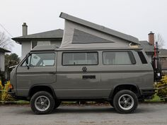 VW Syncro, yes please