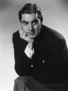 Tyrone Power Photographic Print at AllPosters.com