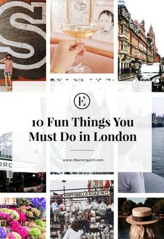 10 Fun Things You Must Do in London - London Travel Guide