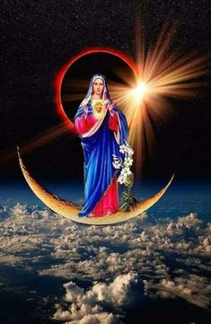 Virgen Ru sufriste por Tu Hijo inmensa eres🙏 Mary Jesus Mother, Blessed Mother Mary, Mary And Jesus, Blessed Virgin Mary, Jesus And Mary Pictures, Pictures Of Jesus Christ, Religious Pictures, Catholic Saints, Catholic Art