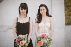 A Mint Green And Gold Inspired Laid Back London Wedding | Love My Dress® UK Wedding Blog