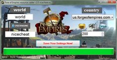 after use software Forge of empires hack