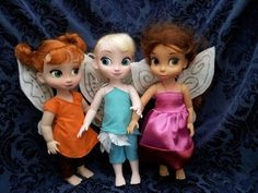 Disney Animator's Collection 16 Doll Fairy par WiggleAndRoo sur Etsy