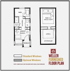Tiny House Layout Ideas tiny house layout ideas 15 interesting idea 12 x 14 plans houses with lower level beds The Weller Tiny House Companycabin Planshouse