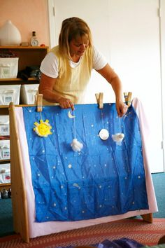 Sarah's Silks Starry Night Playsilks Great Oak School http://treechildren.com.hk/collections/sarahs-silks/products/enchanted-playsilks