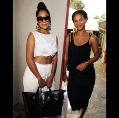 Tracee Ellis Ross & Joy